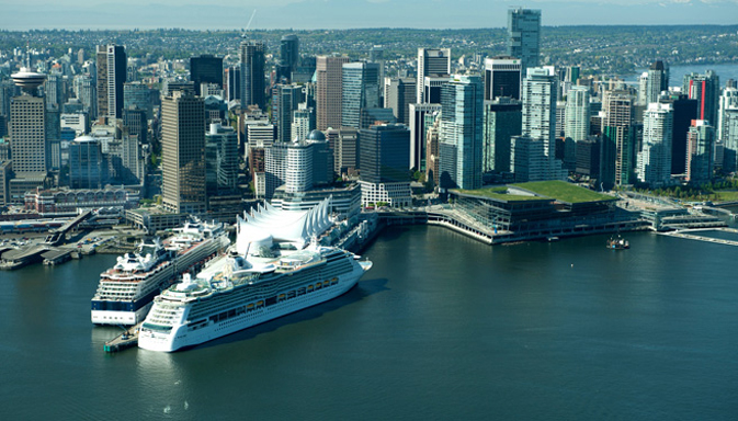 2014 Cruise Season Shows Continued Strength For Port Metro