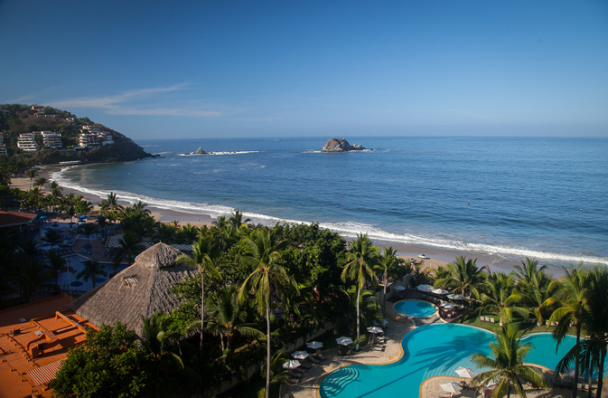 Sunwing Offers New Flights Packages To Ixtapa Zihuatanejo