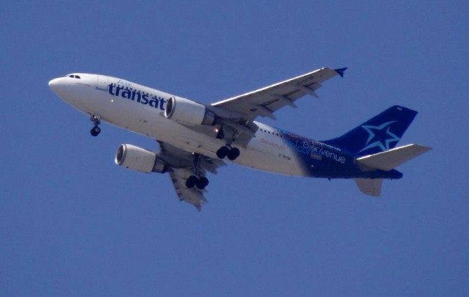 air transat now offers free on demand entertainment on all its european flights travelweek
