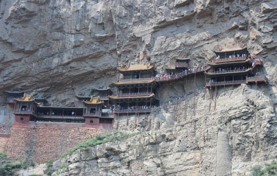 Hanging Monastery near Datong