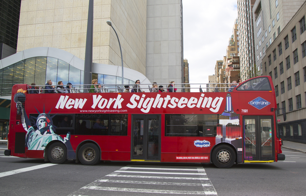 See the Big Apple with a Big Bus hop-on hop-off tour Classic ticket. Pass top attractions like Central Park, the Empire State Building and more, and learn about the history of the city from an on-board guide.