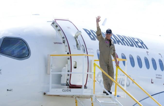 bombardier to resume cseries flight tests travelweek