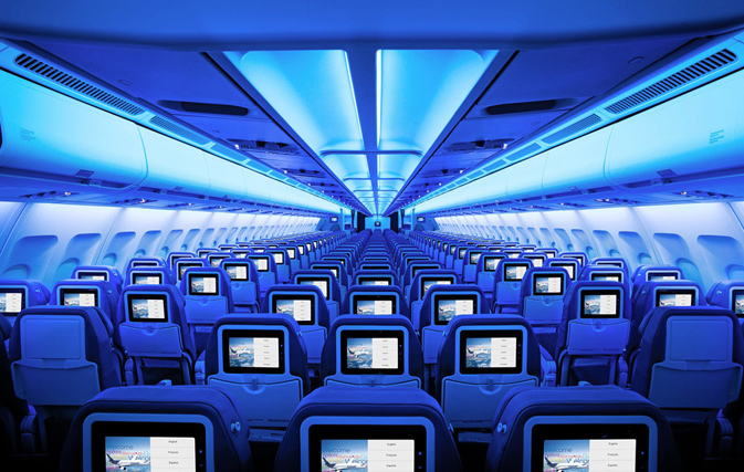 Air transat now offers more flexibility in economy class for Avion air transat interieur