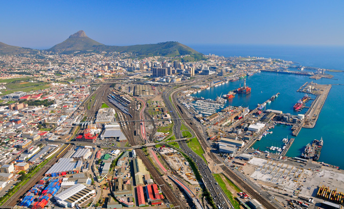 townships cape town