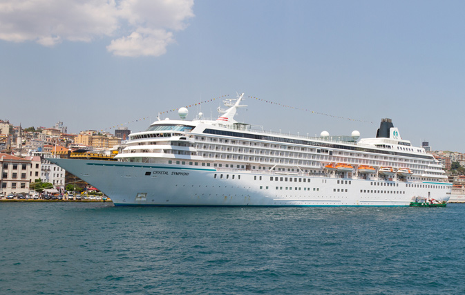 Crystal Cruises unveils new online travel agent tools
