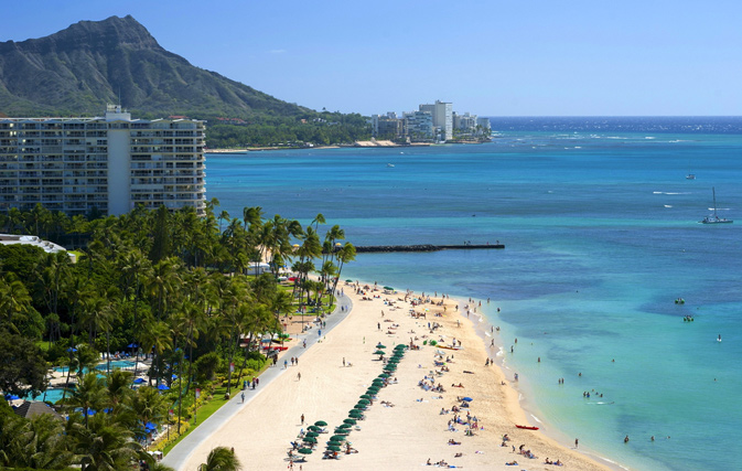 Hawaii Tourism Aug. statistics: Arrivals & visitor spend