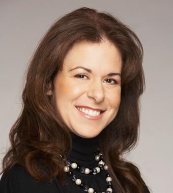 Patrizia Dri, Director, Media, Leisure Market & Member Services for Tourisme Montreal