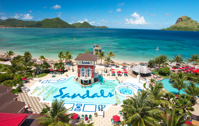 how to become a sandals travel agent