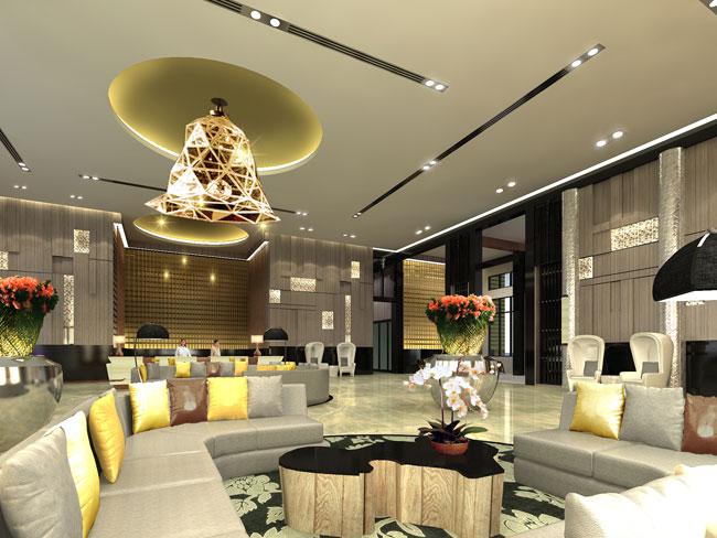 Hilton Nay Pyi Taw Lobby