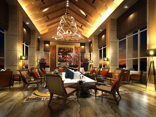 Hilton Nay Pyi Taw Lounge
