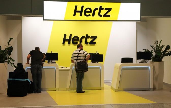 Rental car company Hertz names John Tague as new CEO - Travelweek
