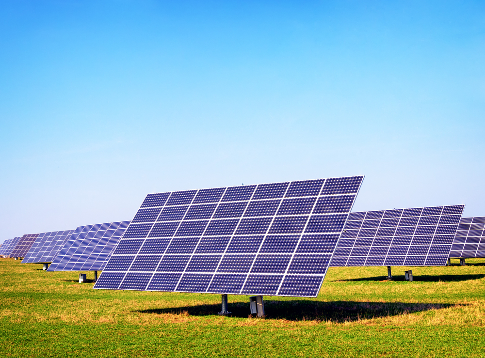 Expanded Solar Farm Puts More Of Indianapolis Airport S