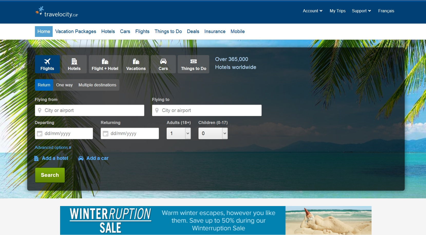 Expedia Acquires Travelocity Booking Website For $280M In
