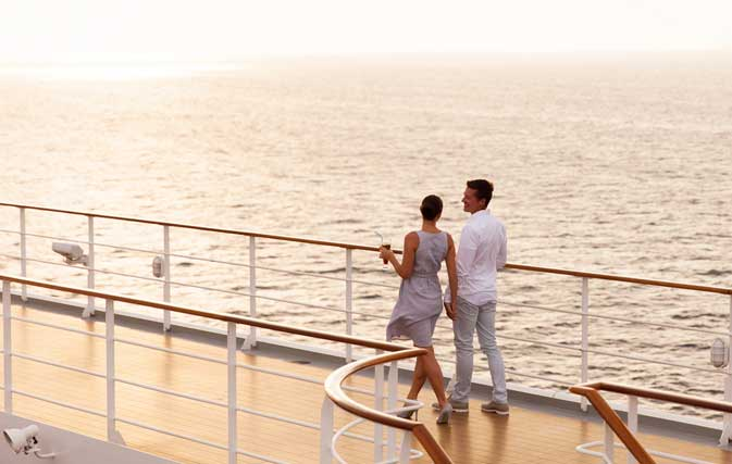 Search for a soulmate: Princess Cruises' Valentine's Day survey has surprising findings
