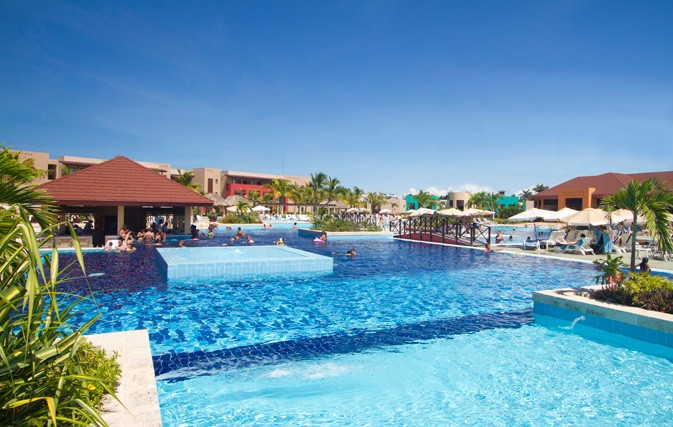 Shall afford Adults only section riu varadero think