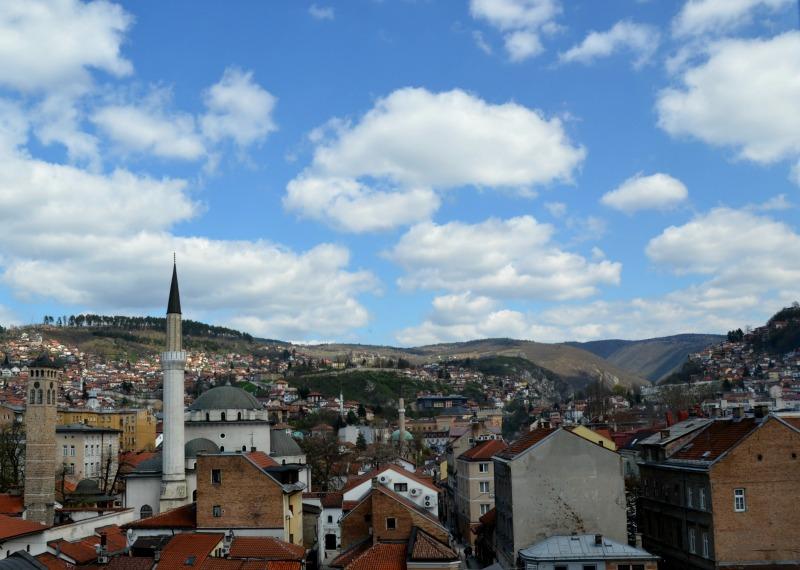 Sarajevo altstadt