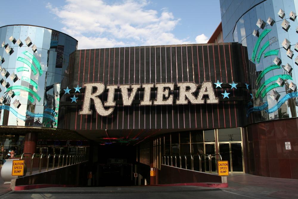 Riviera hotel casino on the las vegas strip