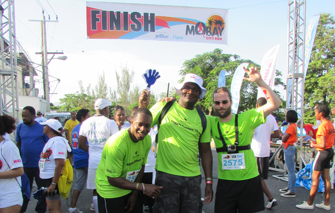 On the Run: From Mobay to 10k