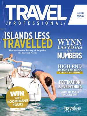 Travel Professional Luxury Spring 2015