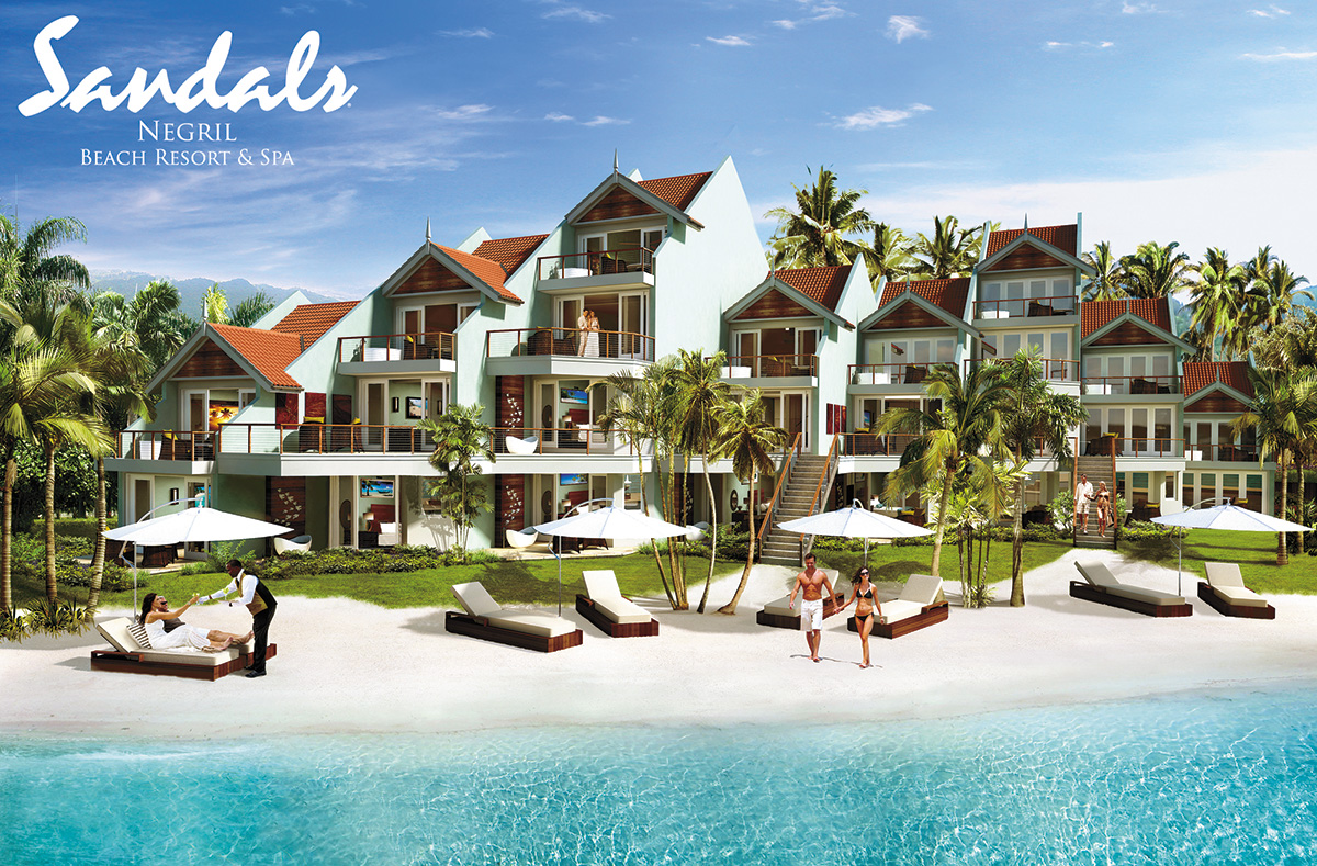Sandals Negril To Undergo Significant Upgrades