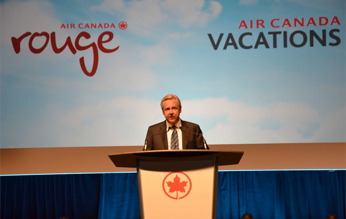 Michael Friisdahl, President CEO Air Canada Leisure Group