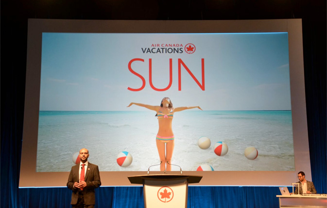 Amr Younes, VP Sales Air Canada Vacations