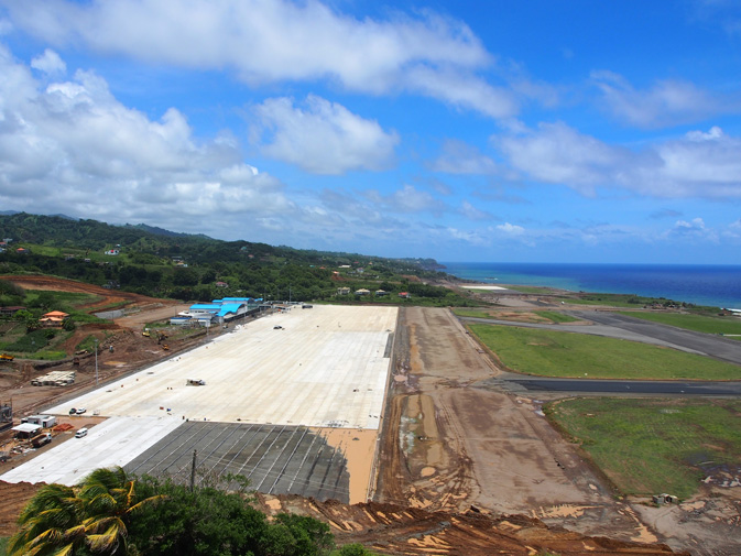St. Vincent & the Grenadines' new Argyle International Airport