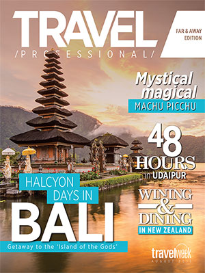 Travel Professional Far & Away 2015