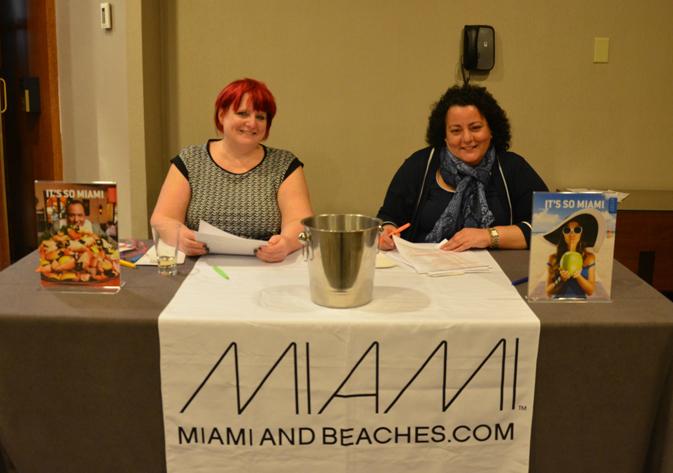 Miami brings sunshine and development news to Toronto