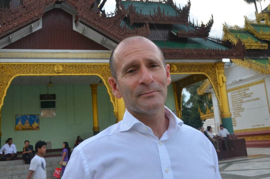 Gavin Tollman