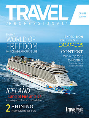 Travel Professional Cruise Fall 2015