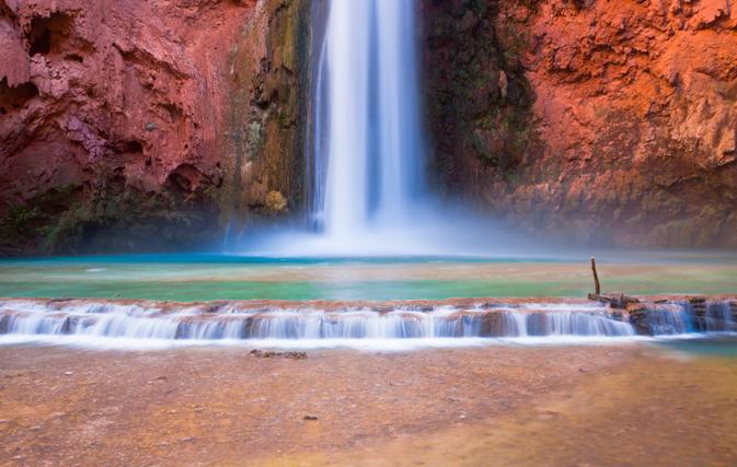 Havasu Falls, Grand Canyon, Arizona, U.S.A.