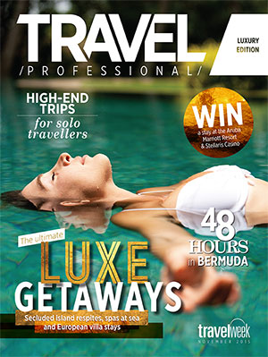 Travel Professional Luxury Winter 2015