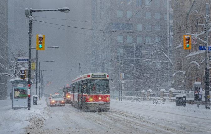 """""""Major Winter Storm"""" Expected Tomorrow In Southern Ontario"""