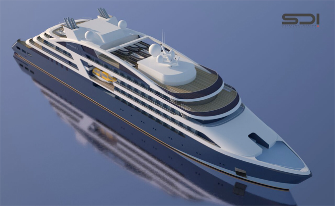 PONANT to add four new ships to fleet starting in 2018