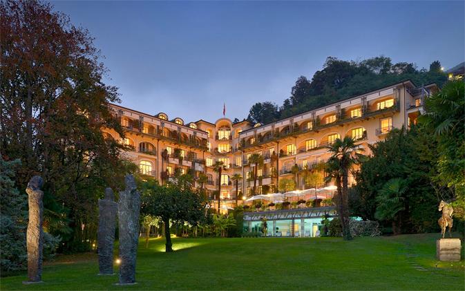 The Grand Hotel Villa Castagnola