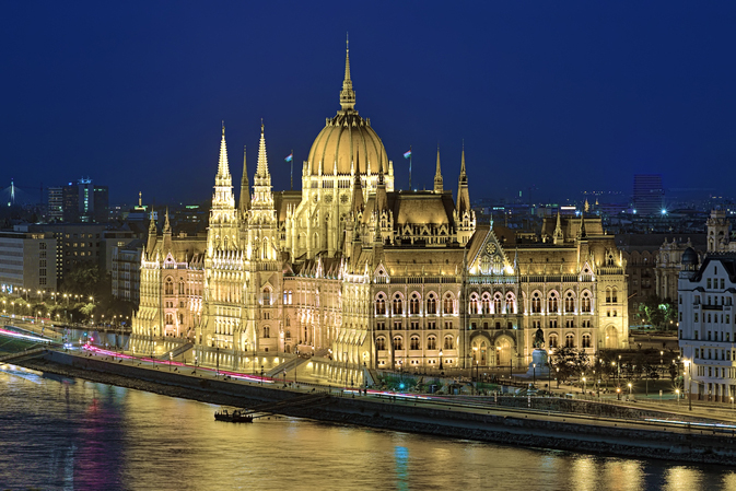 Enchanting Eastern Europe: Budapest, Warsaw & Prague ...
