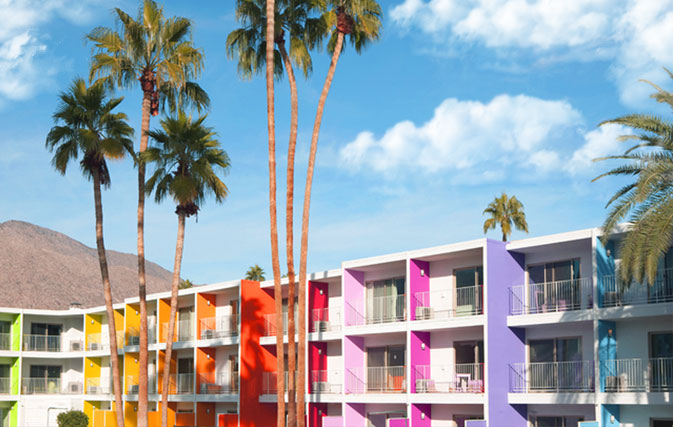 The nine lures of Palm Springs
