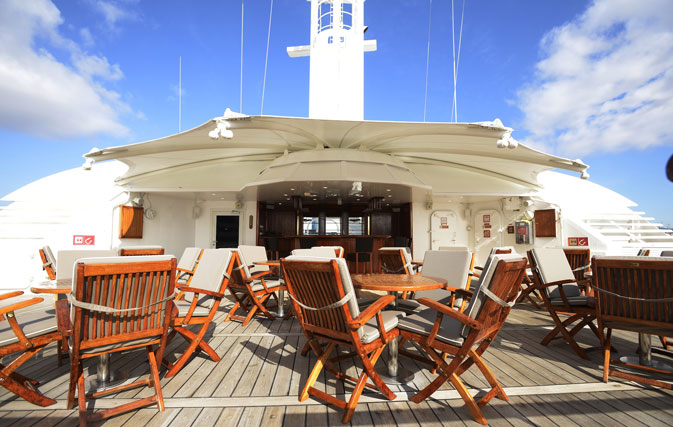 Windstar's Star Pride shows off US$4.5 million upgrade