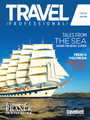 Travel Professional Cruise Spring 2016 Digital Edition