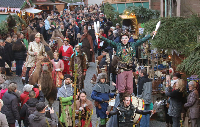 Eight unusual Christmas markets in Germany