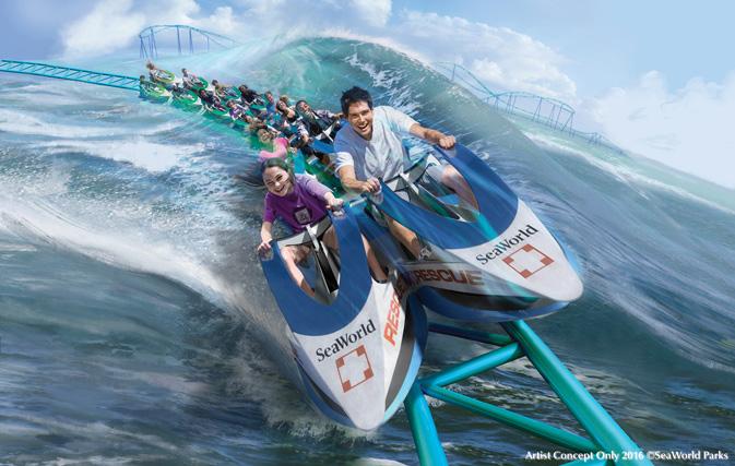 Wave Breaker: The Rescue Coaster