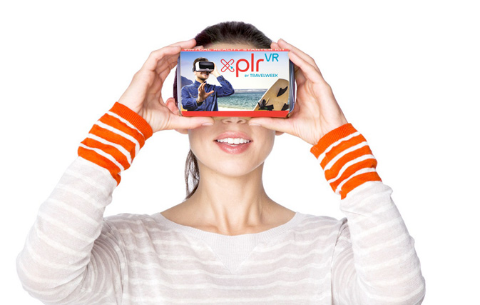 Get your Xplr VR Starter Kit with this week's Travelweek magazine