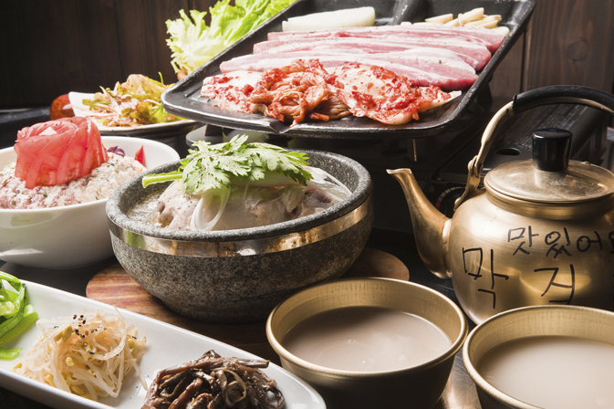 Korean Culinary Treasures