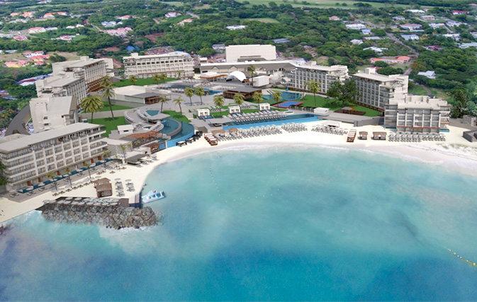 Sunwing ramps up winter service to Saint Lucia to coincide with resort openings