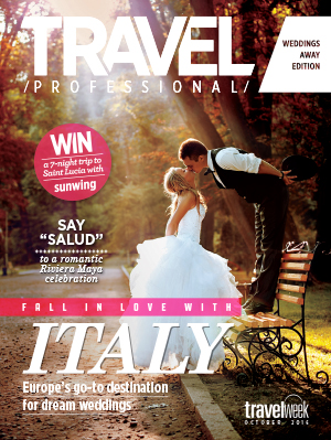 Travel Professional Weddings Away Fall 2016 Issue