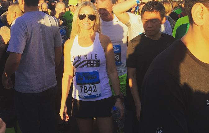Las Vegas Marathon — Happy 50th