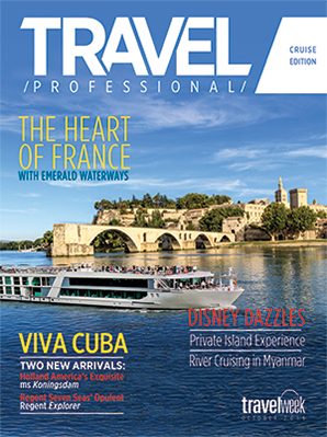 Travel Professional Cruise Fall 2016