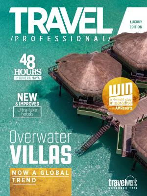 Travel Professional Luxury Winter Digital Edition
