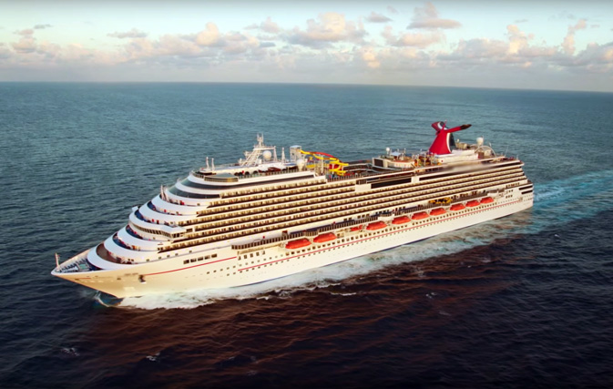New Vistaclass Ship To Join Carnival Cruise Lines Fleet  Travelweek